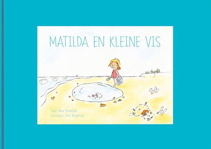 Voorkant boek Matilda en Kleine Vis