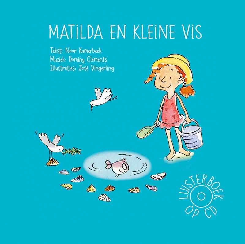 Voorkant CD Matilda en Kleine Vis