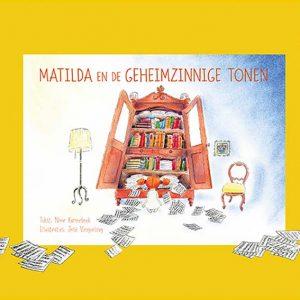 Voorkant boek Matilda en de Geheimzinnige Tonen